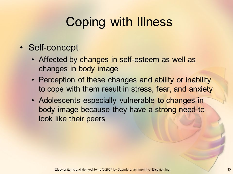 Coping with Illness Self-concept