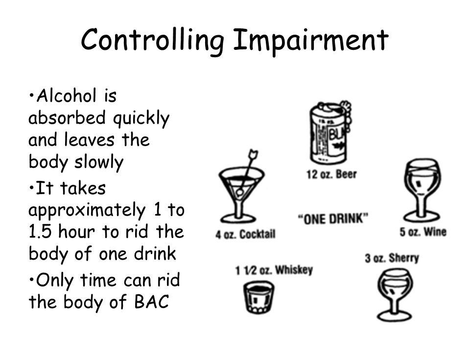 Controlling Impairment