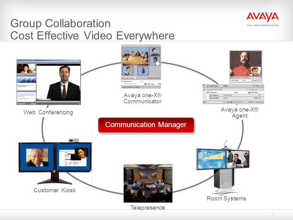 Group Collaboration Cost Effective Video Everywhere