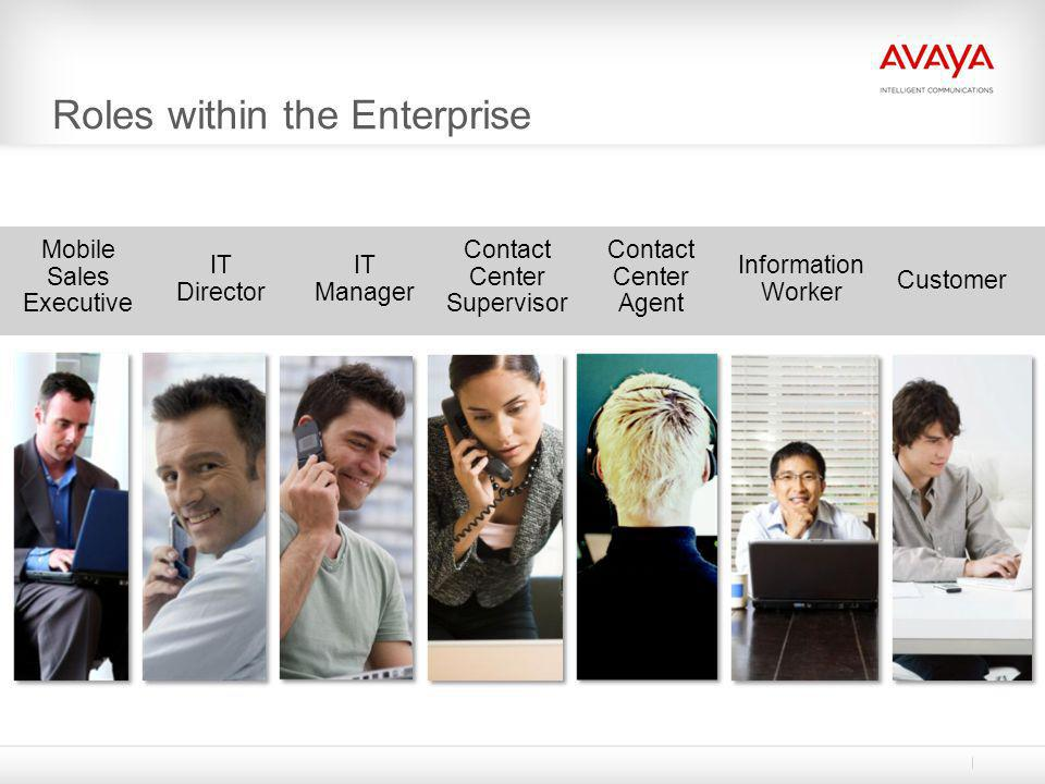 Roles within the Enterprise