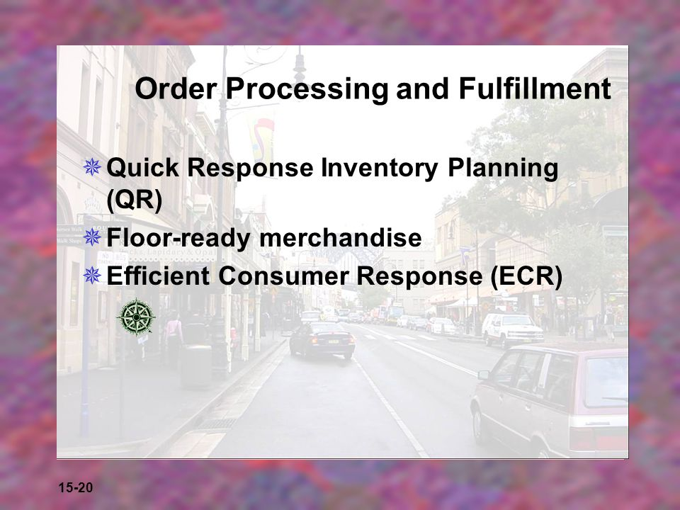 Order Processing and Fulfillment