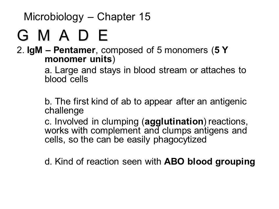 Microbiology – Chapter 15