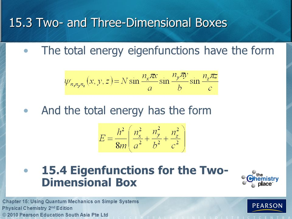 15.3 Two- and Three-Dimensional Boxes