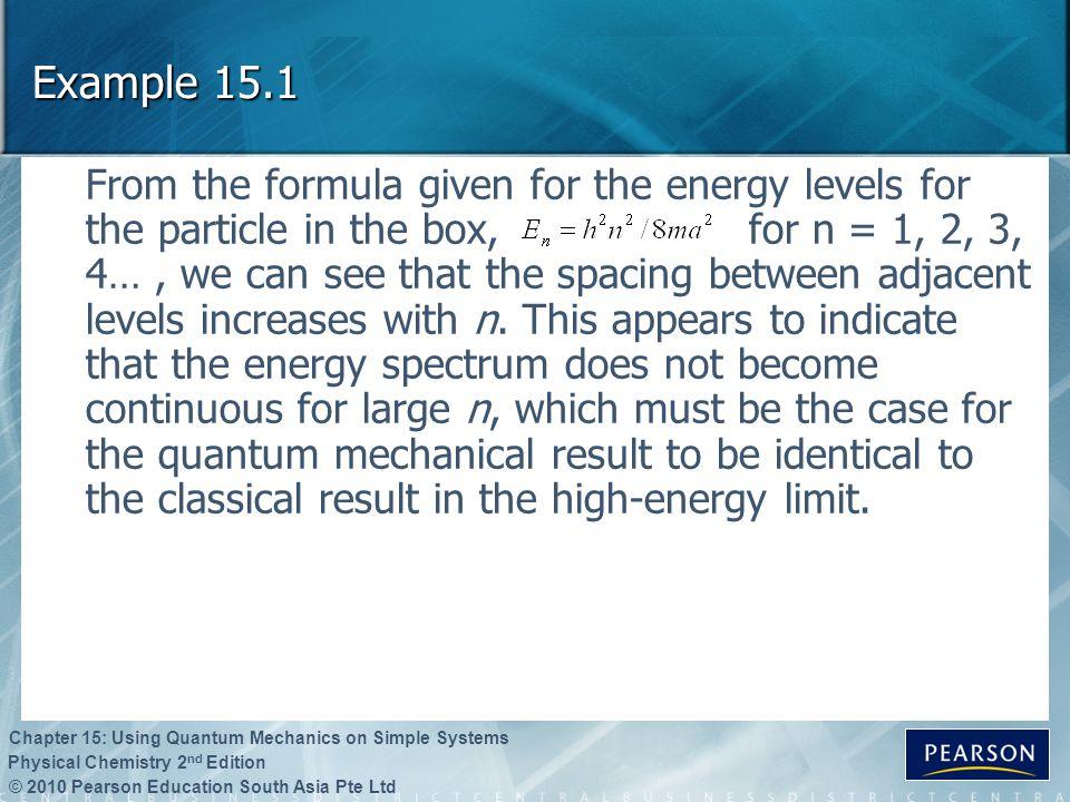 Example 15.1