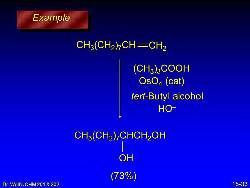 tert-Butyl alcohol HO–