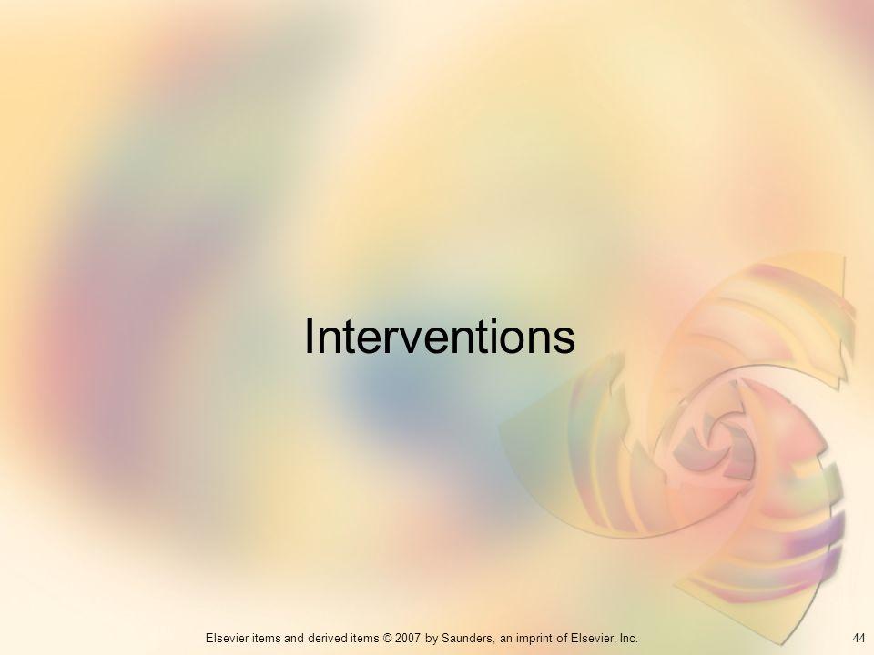 Interventions 44