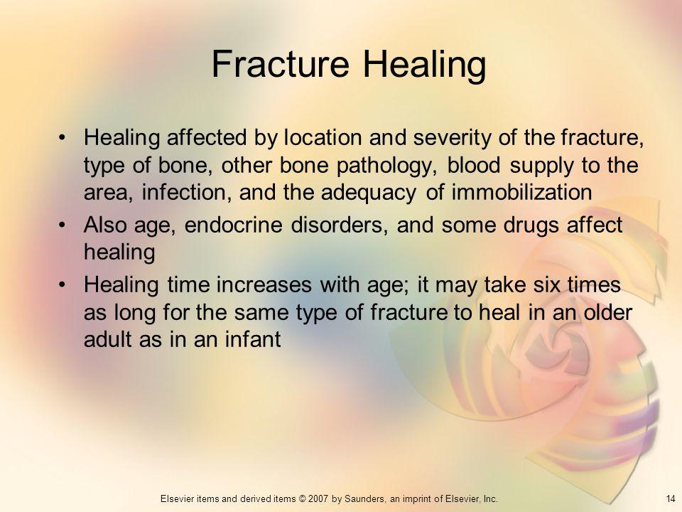 Fracture Healing