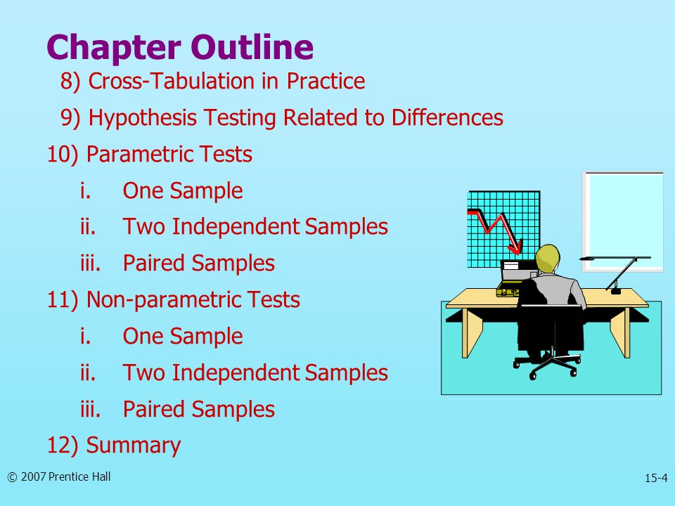 Chapter Outline 8) Cross-Tabulation in Practice