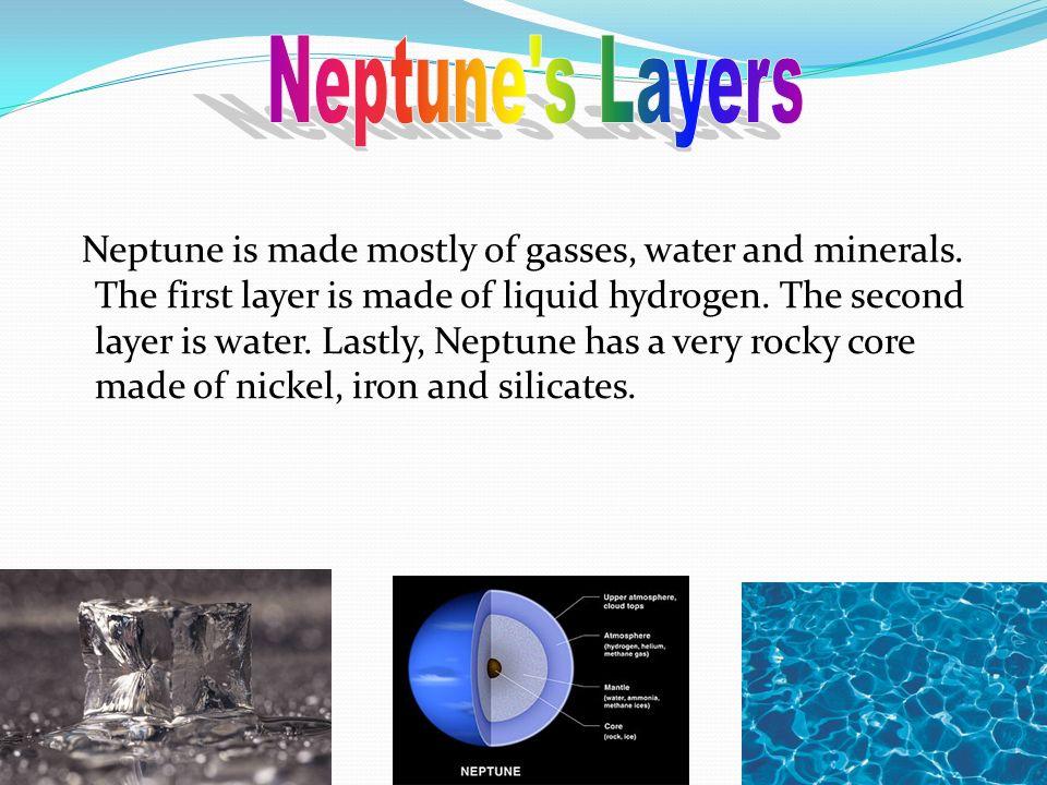 Neptune s Layers