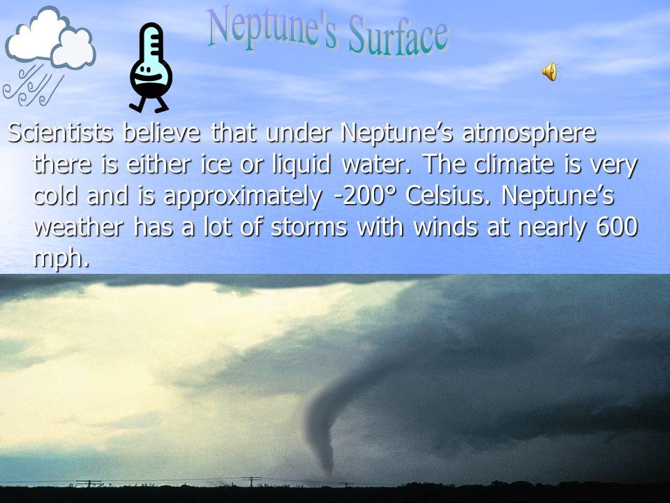Neptune s Surface