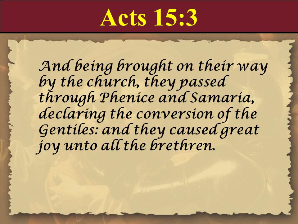 Acts 15:3