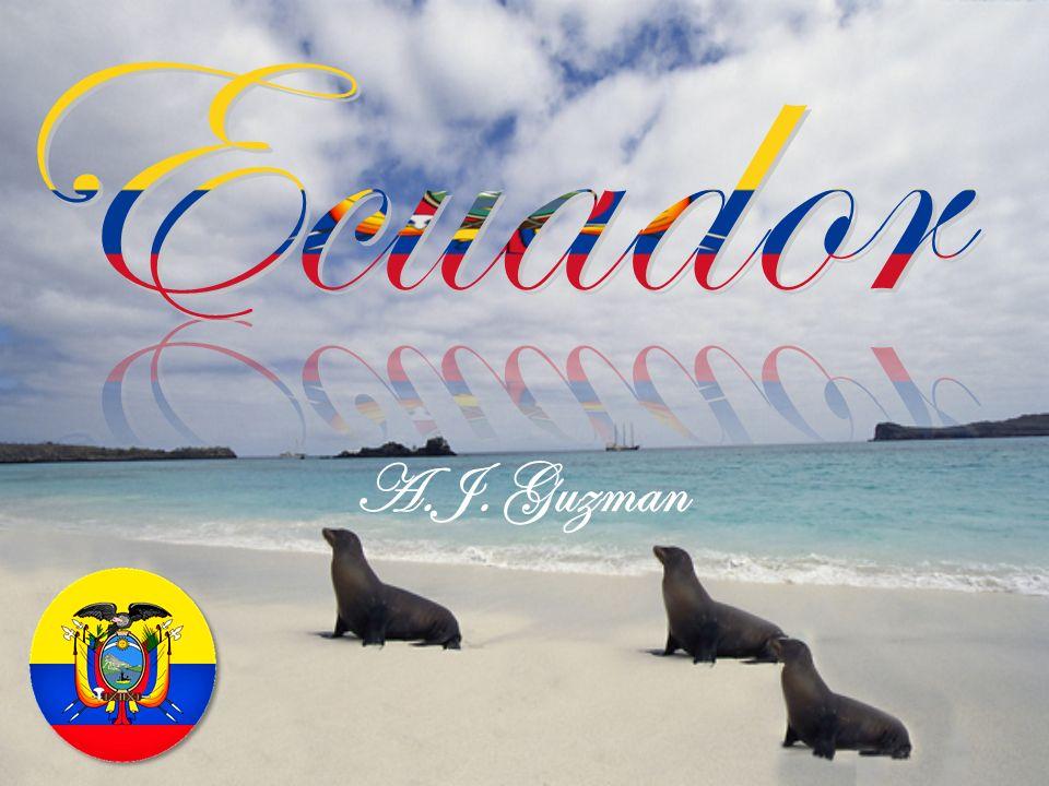 Ecuador A.J. Guzman