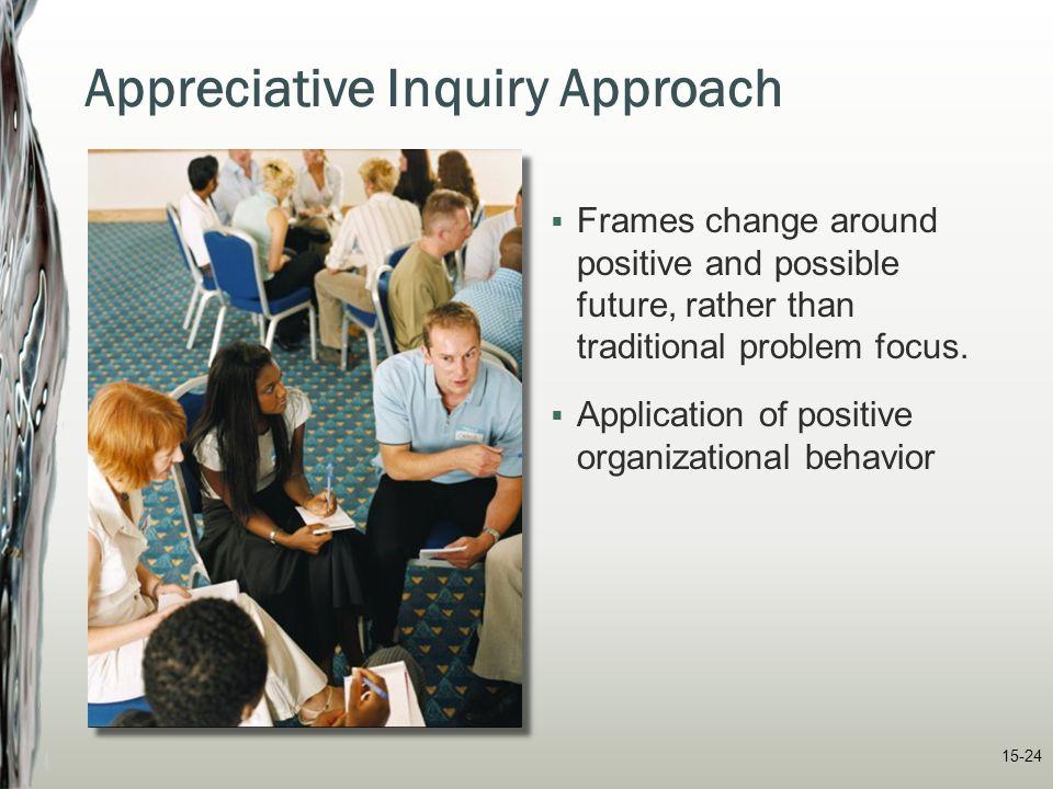 Appreciative Inquiry Approach