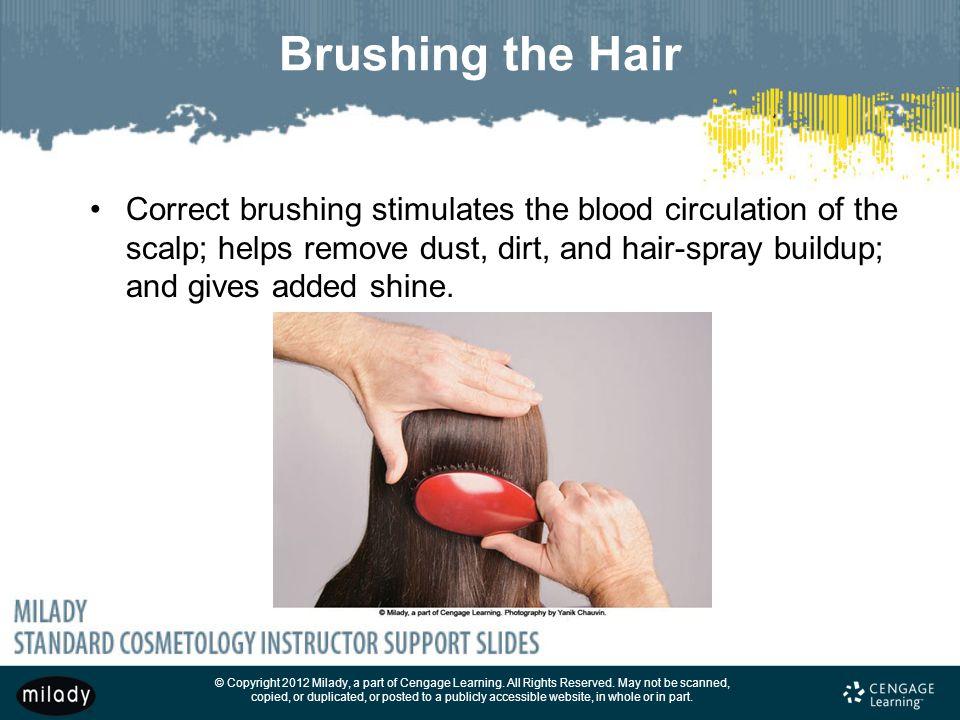 Brushing the Hair