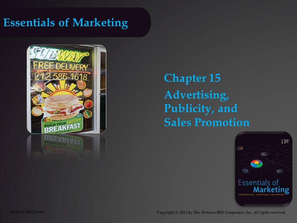Essentials of Marketing 13e
