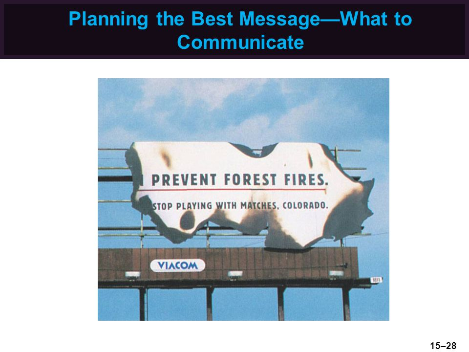 Planning the Best Message—What to Communicate