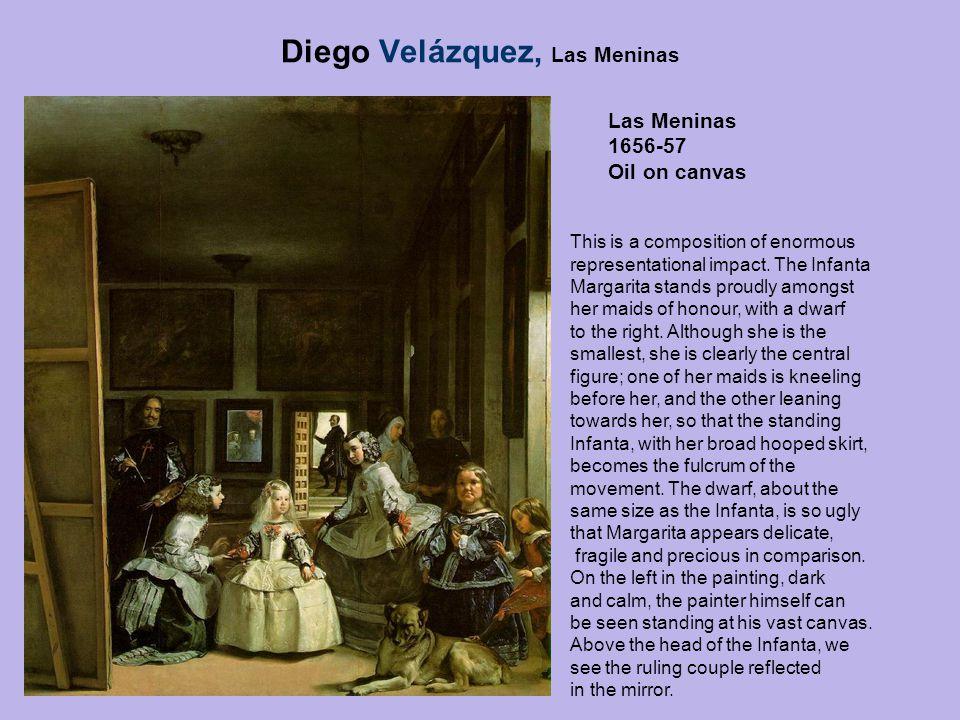 Diego Velázquez, Las Meninas
