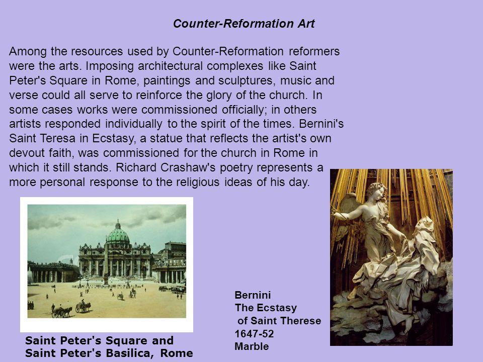Counter-Reformation Art