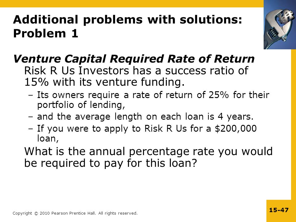 Additional problems with solutions: Problem 1