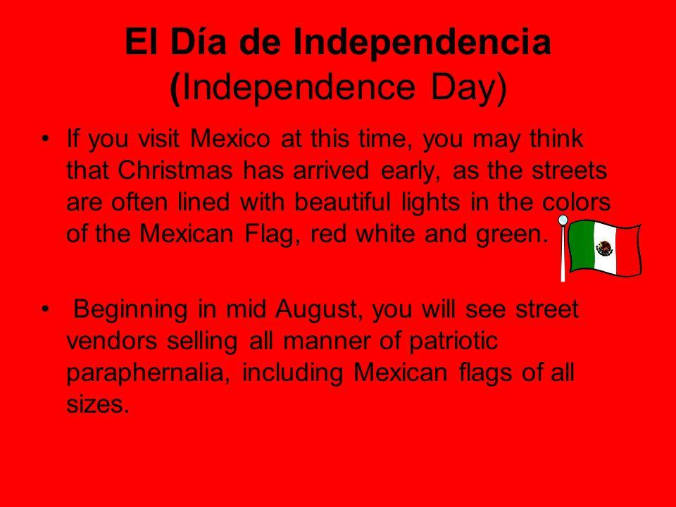 El Día de Independencia (Independence Day)
