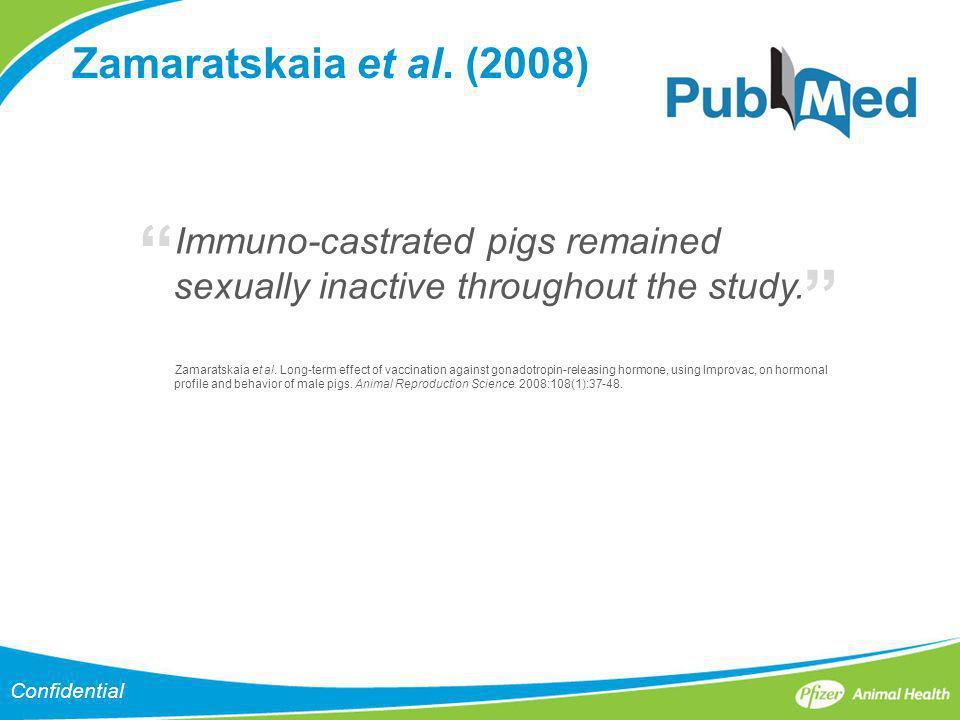 Zamaratskaia et al. (2008)
