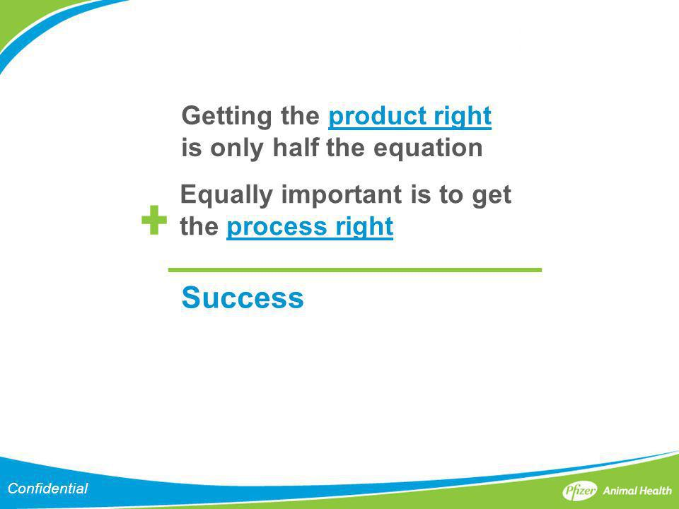 Success Getting the product right is only half the equation