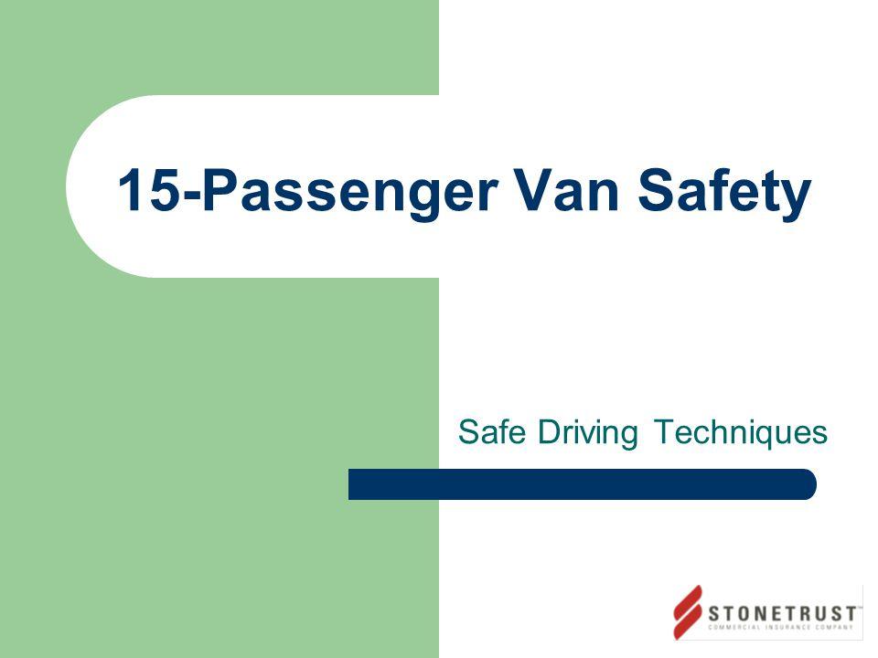 Safe Driving Techniques