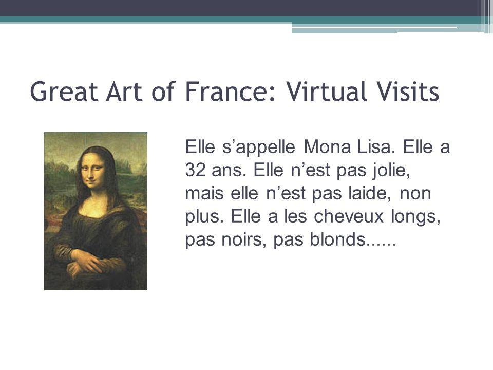 Great Art of France: Virtual Visits