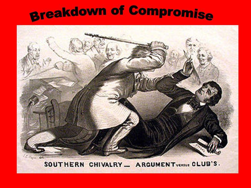 Breakdown of Compromise