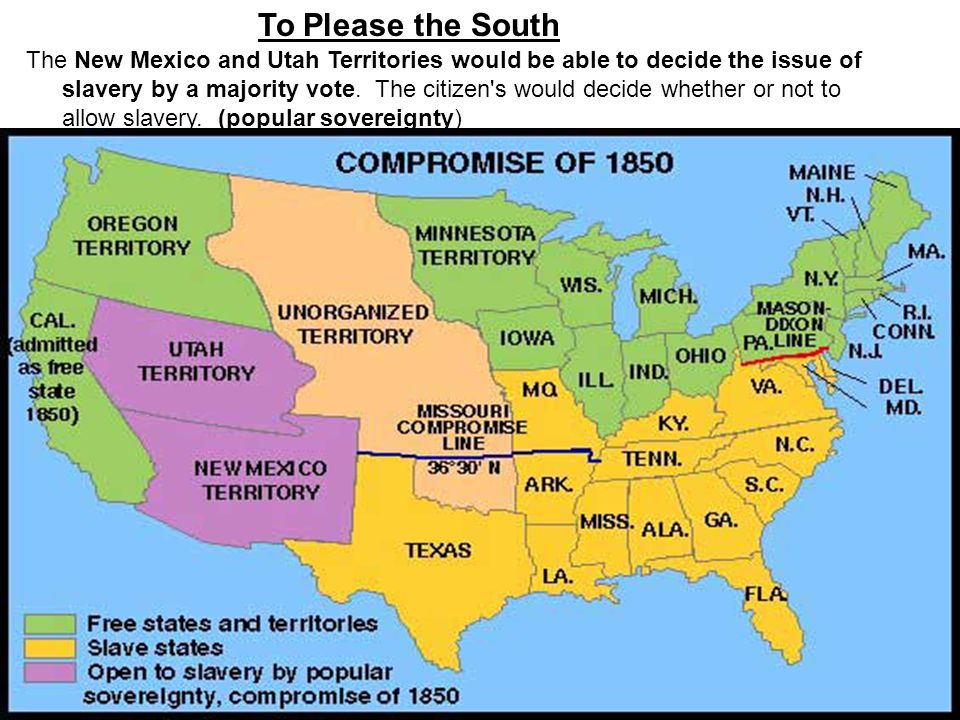 the compromise of 1850 led to the break up of the union in 1860 Key points of us history from 1820-1860 slavery leading into us civil war learn with flashcards unit 1 chapter 1 us history 1820-1860 compromise of 1850.