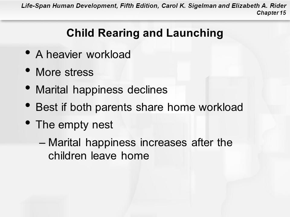 Child Rearing and Launching