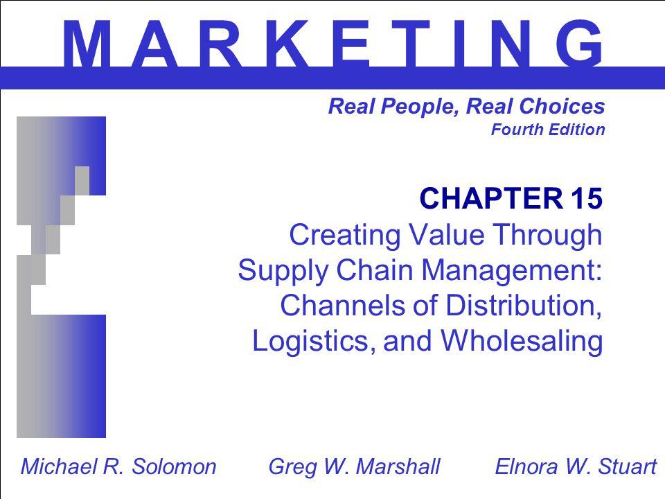 Michael R. Solomon Greg W. Marshall Elnora W. Stuart
