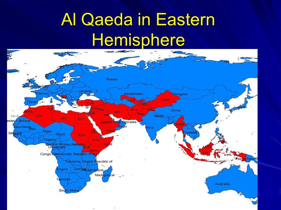 Al Qaeda in Eastern Hemisphere
