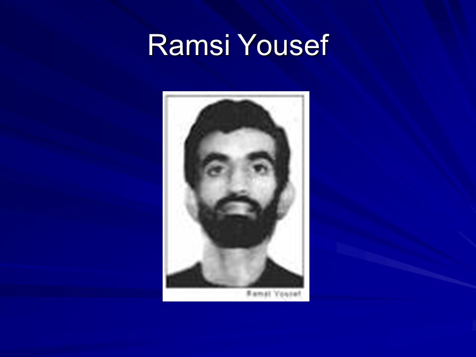 Ramsi Yousef