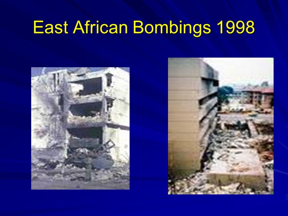 East African Bombings 1998