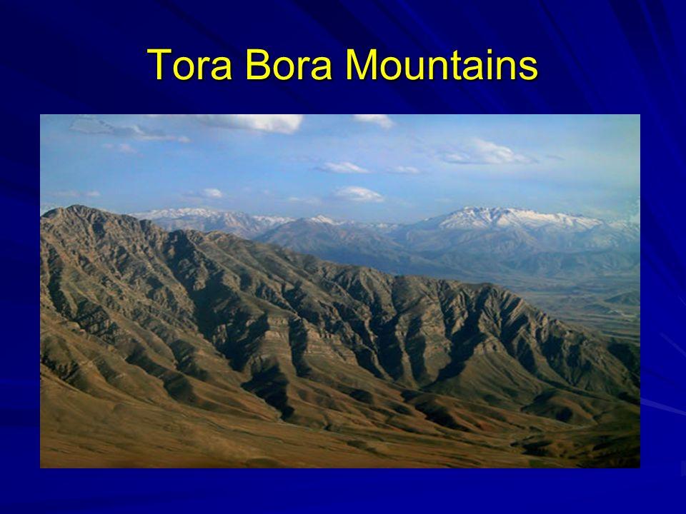 Tora Bora Mountains