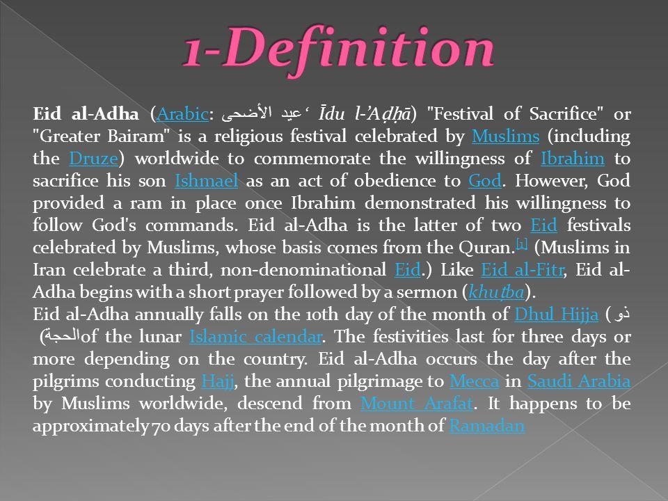 1-Definition