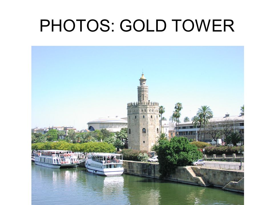PHOTOS: GOLD TOWER