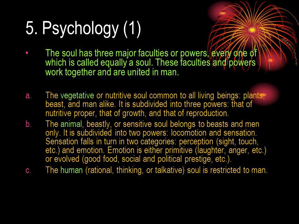5. Psychology (1)