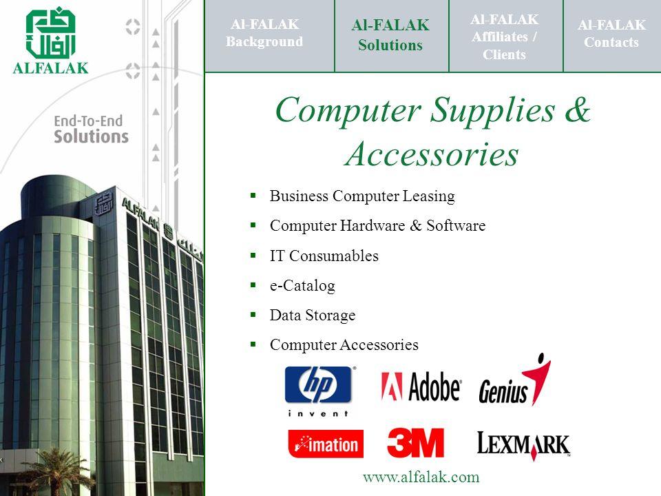 Computer Supplies & Accessories