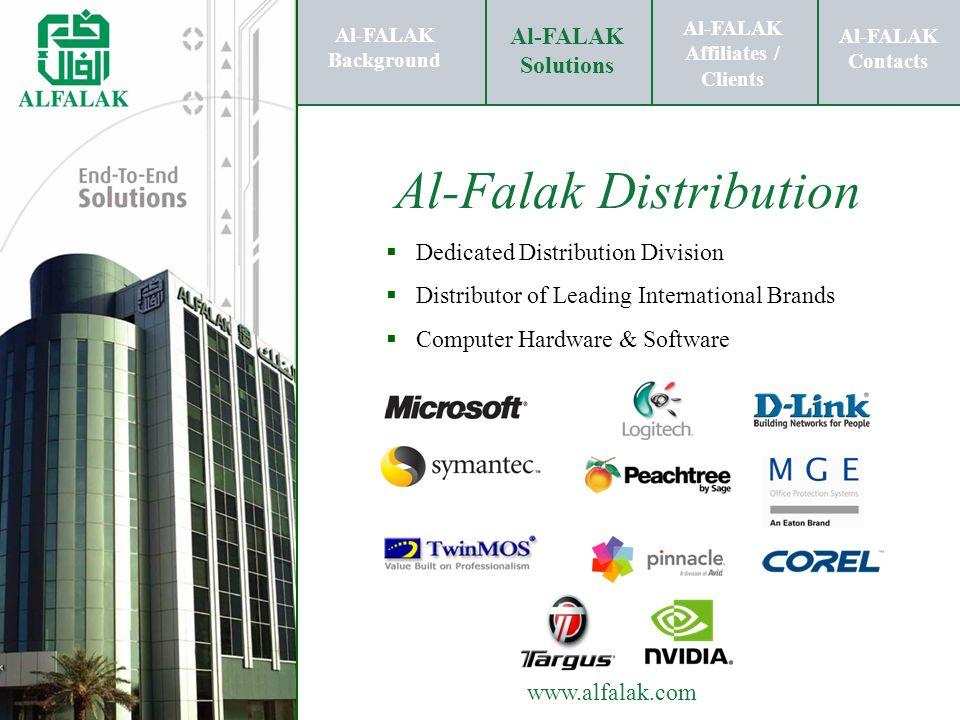 Al-Falak Distribution