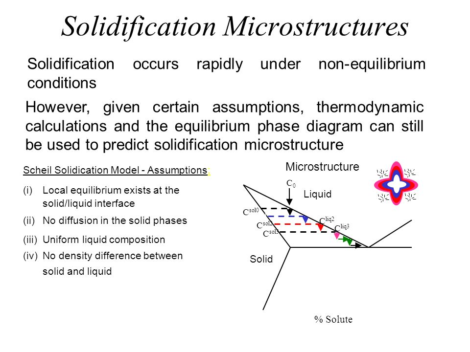 Solidification Microstructures