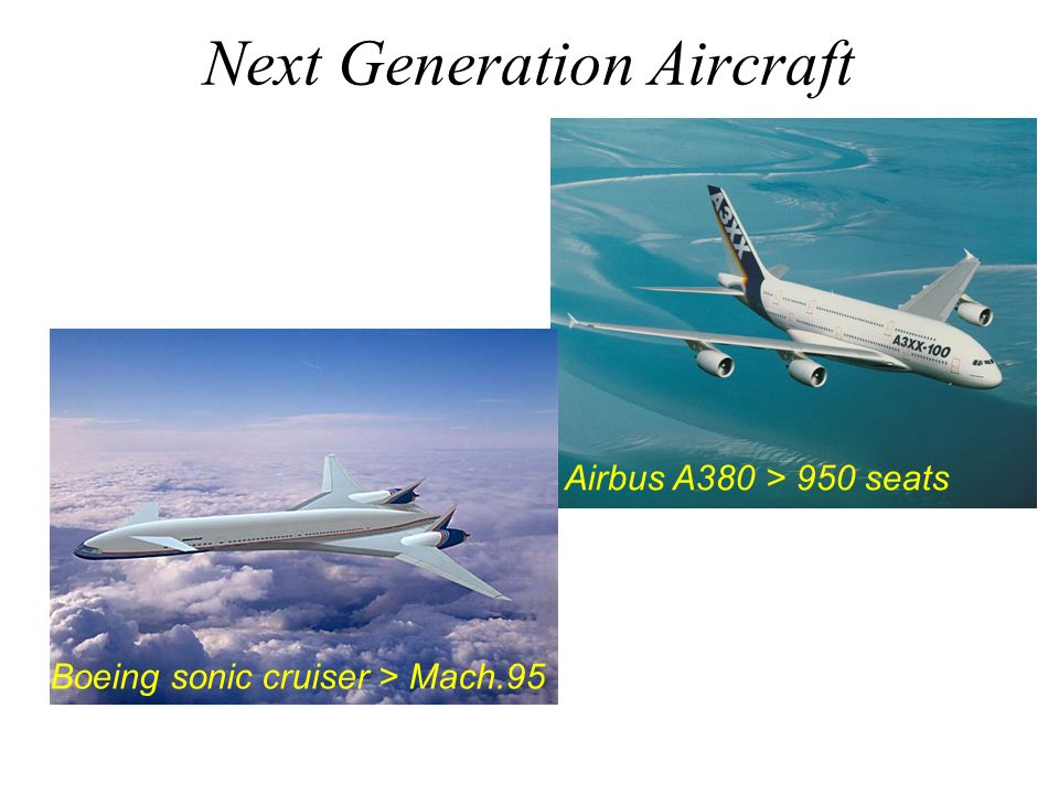Next Generation Aircraft