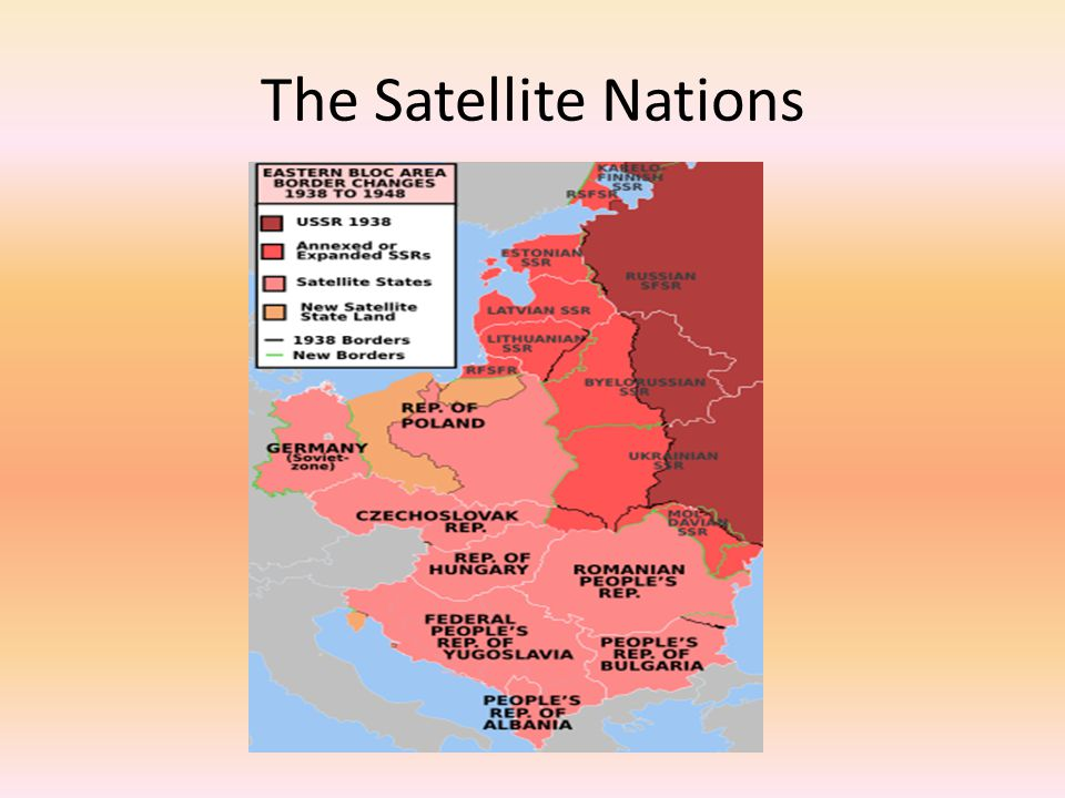 The Satellite Nations