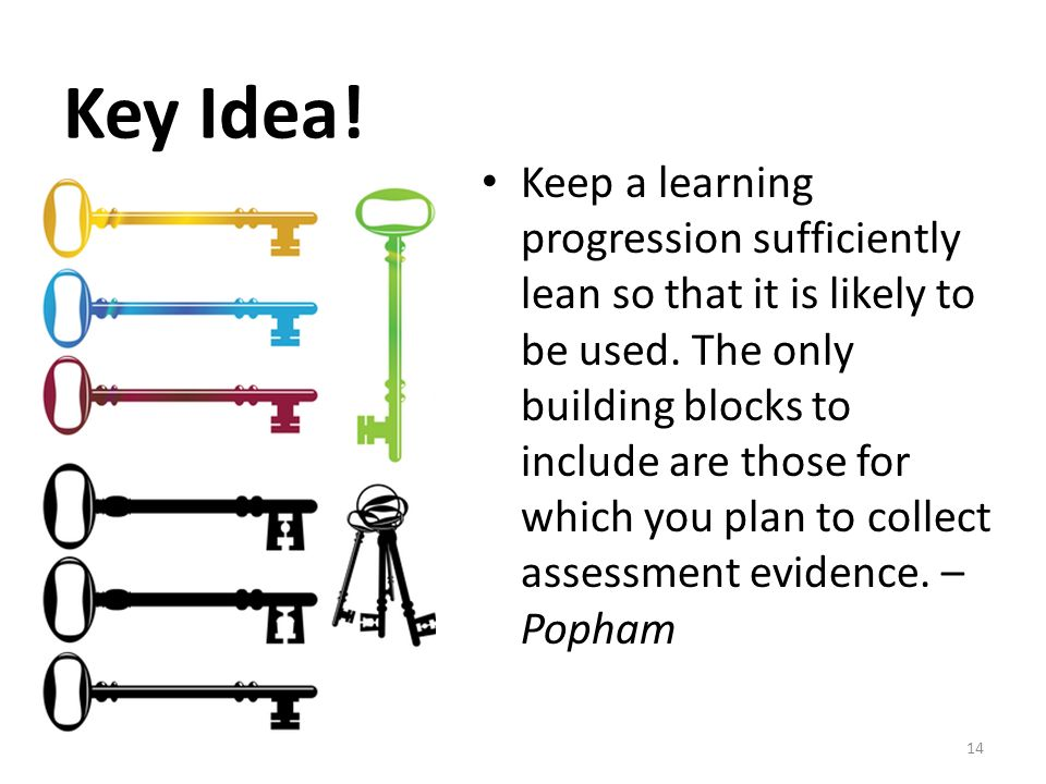 Key Idea!