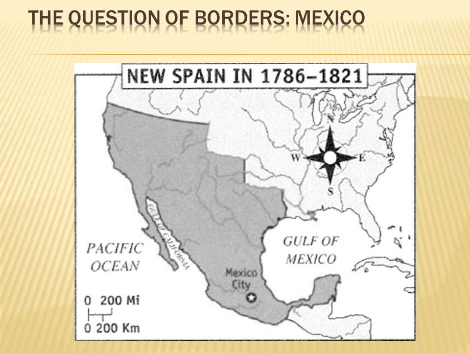 The Question of Borders: Mexico