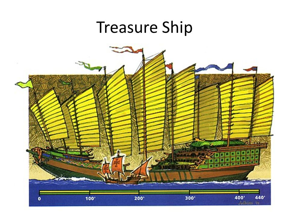 Treasure Ship