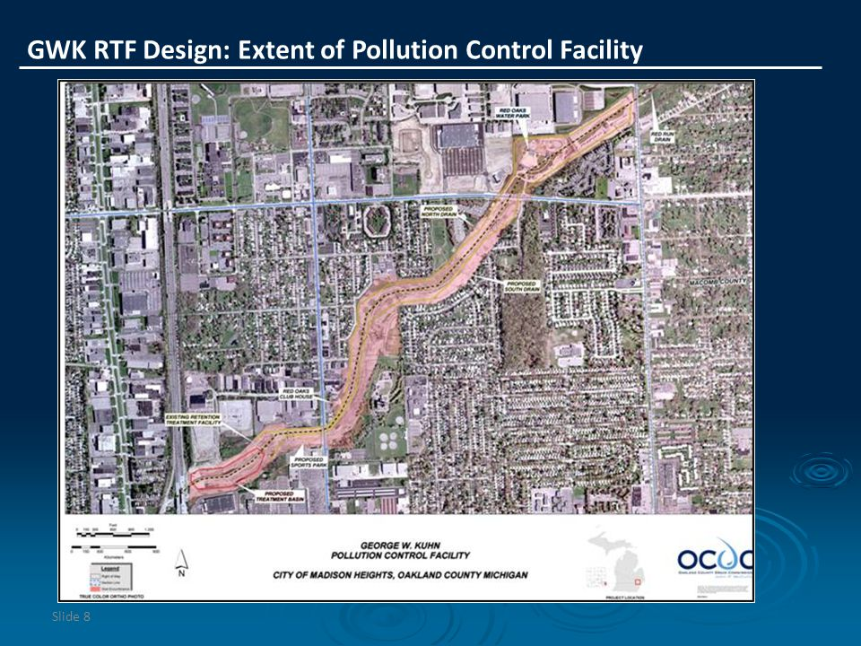 GWK RTF Design: Extent of Pollution Control Facility