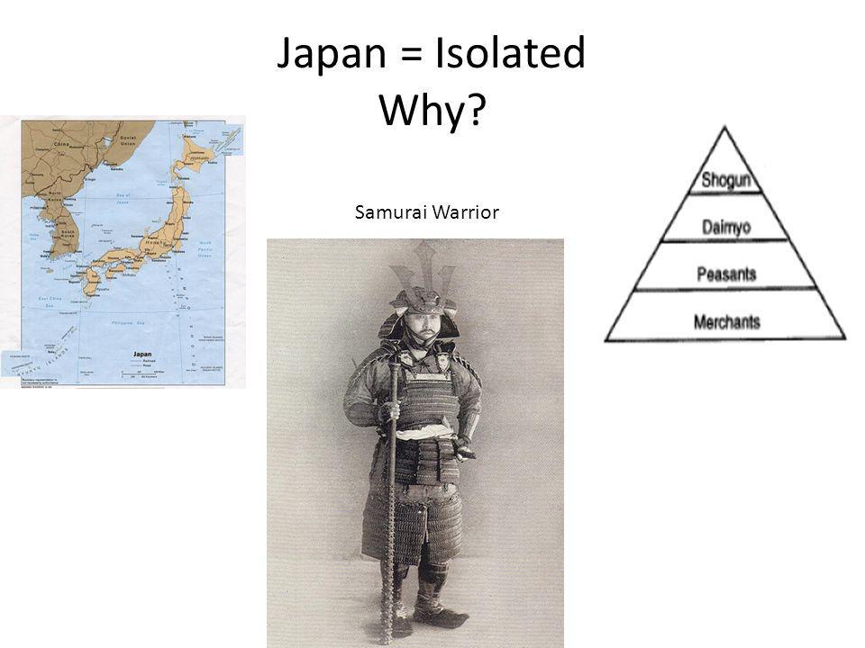 Difference between Knight and Samurai