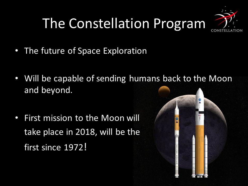The Constellation Program